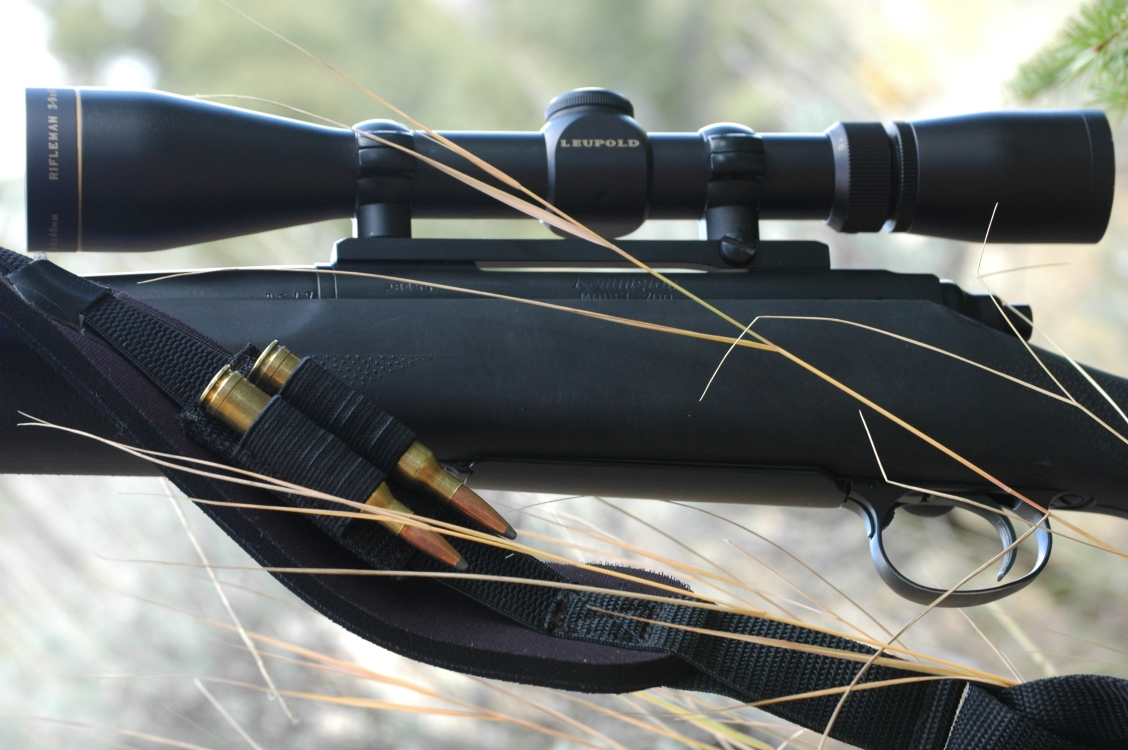 A Big Game Rifle image
