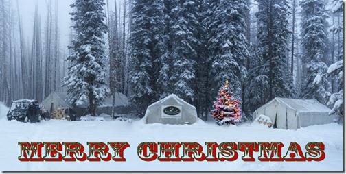 Merry Christmas From Wild Idaho Outfitters