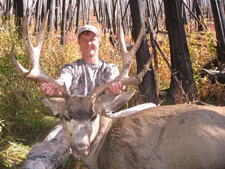 Idaho Deer Hunts. Deer Hunts, Elk Hunts, Bear Hunts and Wolf Hunts. Big Mule Deer